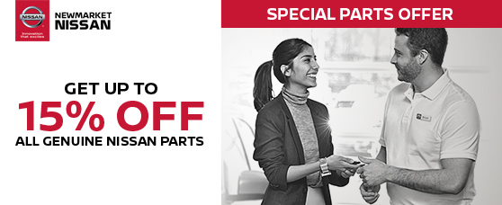 15% Off Nissan Accessories